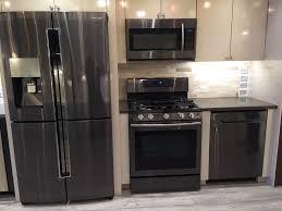 samsung black stainless fridge. Samsung Black Stainless Steel Appliances Yale Appliance Fridge S