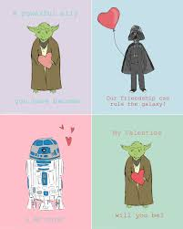 (i also love punny trex cards as many of you know!). Star Wars Kids Valentine S Day Cards Popsugar Family