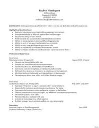 Waitress Resume Example Awesome Server Resume Examples Awesome ...