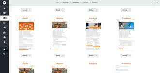 Newsletters Templates Create Your Own Newsletter Templates With Cleverreach