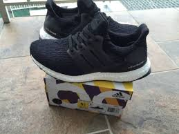 adidas ultra boost women. 2017 adidas ultra boost women running s80682 core black 3.0 new! y