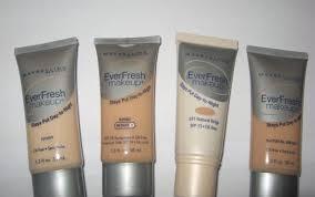 maybelline everfresh makeup