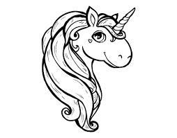 Di Disegno Un Unicorno Colorare Da 45qarj3l