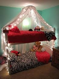 Alluring Bunk Bed Canopy with Best 10 Bunk Bed Tent Ideas On ...