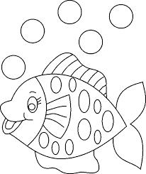 fish color really cute para lençois ou roupinha pequena de bebé mais