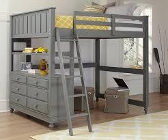 full size loft bed frame ideas