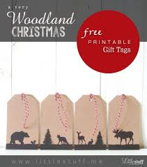 I Hope You Enjoy These Rustic Christmas Gift Tags All You Need Is