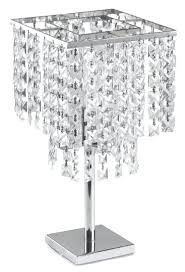 white lamp shades with crystals contemporary urbanlife easy fit pendant lampshade hanging pertaining to 8