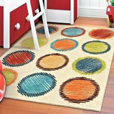 fox rug for nursery