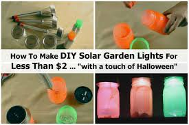 mesmerizing diy solar lights for garden charming decoration how to make diy less than 2 with