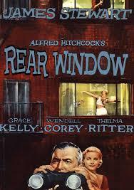 alfred hitchcock rear window movie posters rear window