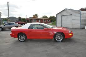 1999 Chevrolet Camaro Z28 SS Convertible Automatic related ...