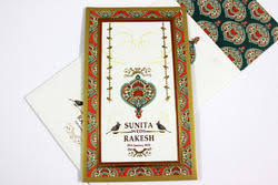 wedding cards in mumbai, maharashtra wedding invitation card Wedding Cards Mumbai Gaiwadi designer indian wedding card prabhat wedding cards gaiwadi mumbai