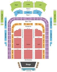 Soaring Eagle Outdoor Venue Seating Chart 57 Valid Patriot Center Concert Seating Chart