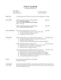 Resume For On Campus Jobs Stunning Example Resume Fornts Resumesnt Format Pdf Campus 52