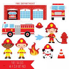 fire truck wall art unique firefighter clipart fire fighter fireman fire engine fire