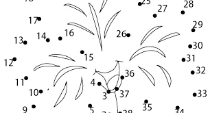 Dot To Duck Free Coloring Pages Online For Disney Unicorn Kids Fall