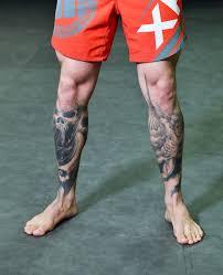 Patrik Kincl A Jeho Tetování Drsný Zápasník Odkryl Jejich Smysl