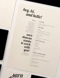 There Are 27 Wonderful Resume Designs That Every Job Hunter Will
