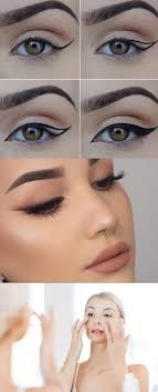 soft rosy smokey eye makeup tutorial eyeliner hacks easy makeup and makeup tricks