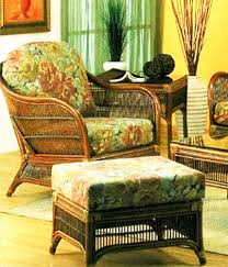 Wicker Living Room Furniture Tropical Rattan Furniture Concepts By Sunvalley Rattan Home