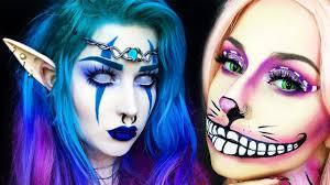 TOP 15 DIY Weird Halloween Makeup IDEAS U0026 TUTORIALS 2018