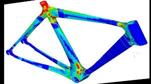bike frame fea ysis