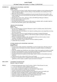 On Air Personality Resume Sample Air Quality Engineer Resume Samples Velvet Jobs 17