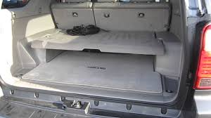2008 Toyota 4Runner, Galactic Gray Mica - STOCK# 12858P - Trunk ...