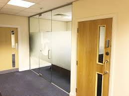 one step solutions llp huntingdon small glass partition and glass door