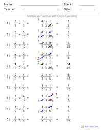Multiplying fractions worksheet revolutionary screnshoots multiply ...