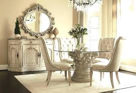 chairs glass table set coffee decoration ideas