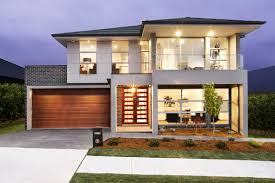 two story house plans in australia inspirational australis 34 modern faaade with balcony jandson homes of