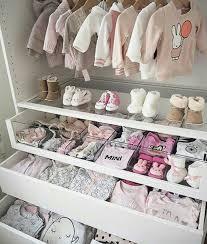 Smart Nursery Closet System Ideas