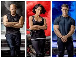 I watch the movie today in uae to be honest disappointed i always have been a huge fan of fast and furious but this time f9 was not that good in my opinion i wont give spoilers not ruin anyone else's experience when watching the movie for me it was. These Character Posters Of Fast And Furious 9 Will Get You All Excited For The Film English Movie News Times Of India
