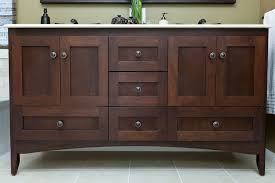 cool strasser woodenworks in bathroom traditional with double undermount sink next to cherry vanity alongside strasser