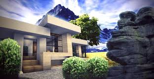 Luxury Small Homes Minecraft Luxury Home Design Modern House
