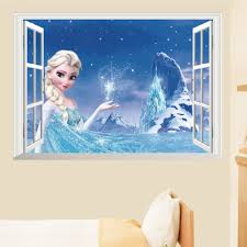 Princess Wallpaper For Bedroom Online Buy Wholesale 3d Wallpaper For Kids Room Girls From China