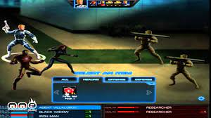 Marvel Avengers Alliance Gameplay First Look - YouTube