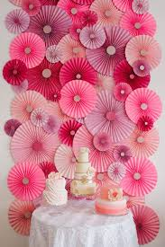 easy to make transport and assemble on the day paper backdrops are such a simple impactful way to decorate