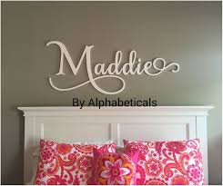 large decorative wooden letters literarywondrous baby girl wooden letters for nursery name sign boy wooden signs