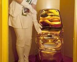 gold toilet. midas touch toilets gold toilet v