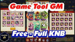 Hỏa Chí Naruto - H5 - lậu Tool GM - Game Tool GM - Game Naruto Cực Hay -  NanhKo GM - YouTube