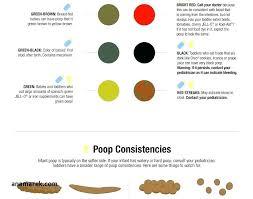 Yellow Brown Stool Newborn Stool Color Chart Icsauklv Info
