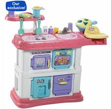 Fisher Price Grow With Me Cook And Care Kitchen $49.99. Kitchen