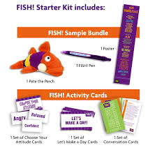 Chart House Fish Philosophy Fish Starter Kit