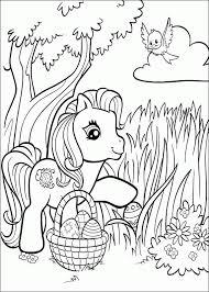 My Little Pony Kleurplaat Gratis Kleurplaten
