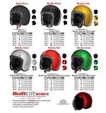 Voss 500 501 Bobbers Dot Certified Helmets