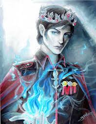king maven calore red queen series by thevioleteuphonia