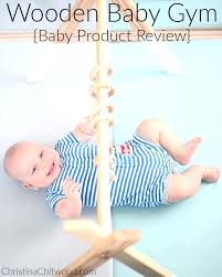 wooden activity gym baby frame product review